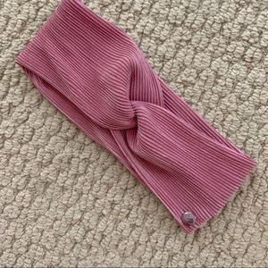 NWOT pink Knot headband Calia by Carrie Underwood